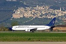trasferimenti aereoporto Perugia